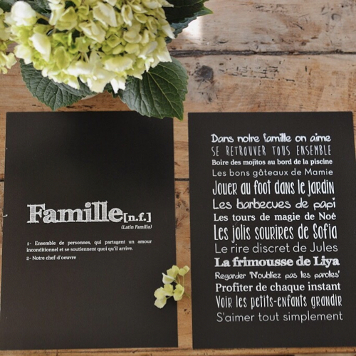 décoration famille made in france