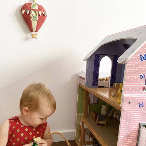 decoration enfant fait main cadeau noel