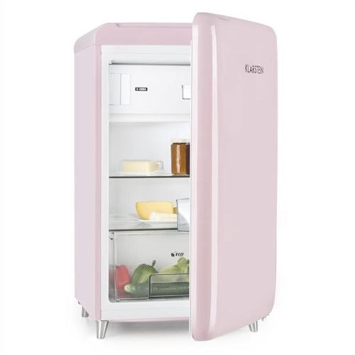 cadeaux a offrir 1er appartement mini frigo rose