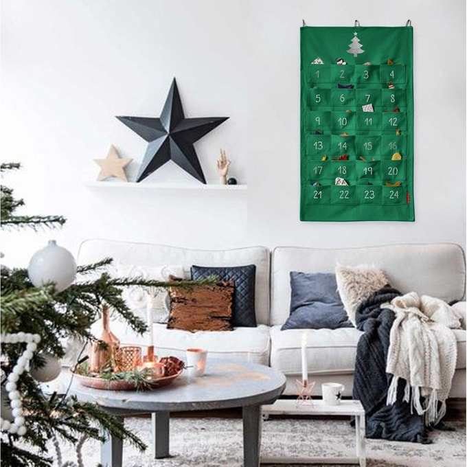 calendrier avent deco Made in France