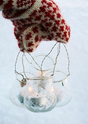 deco noel ambiance hiver