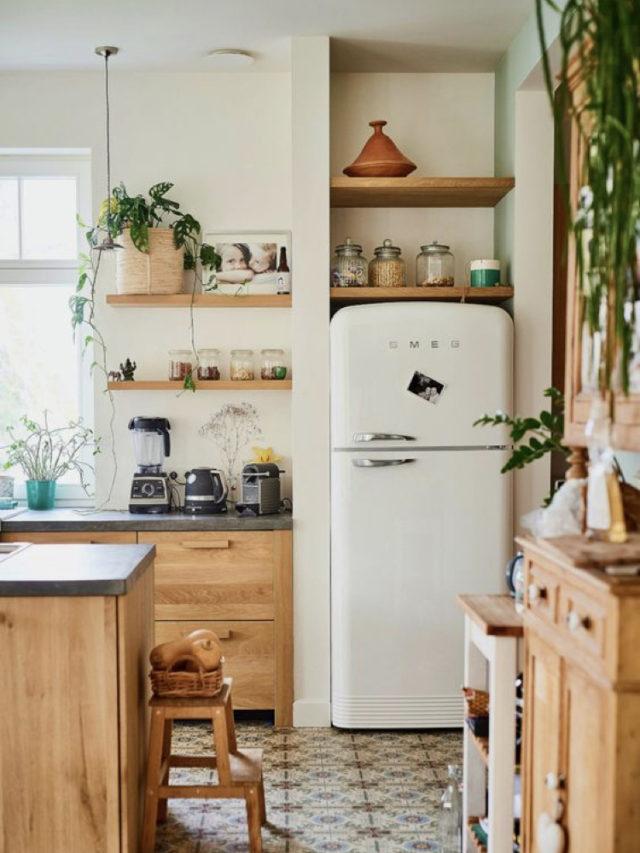 aménagement cuisine gain de place