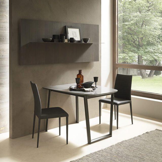 meuble gain de place 4 pieds petite table