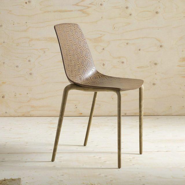 meuble gain de place 4 pieds chaise empilable
