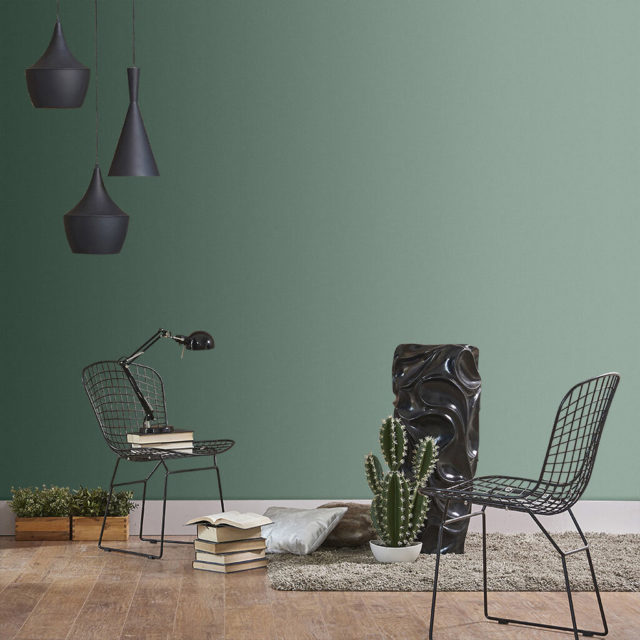 nuance peinture vert sauge foncé