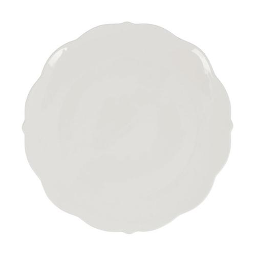 ou trouver deco noel blanche assiette blanche