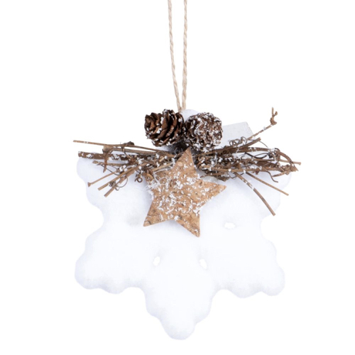 ou trouver deco noel blanche decoration sapin