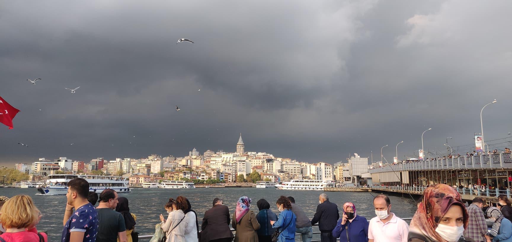 paysage istanbul 1