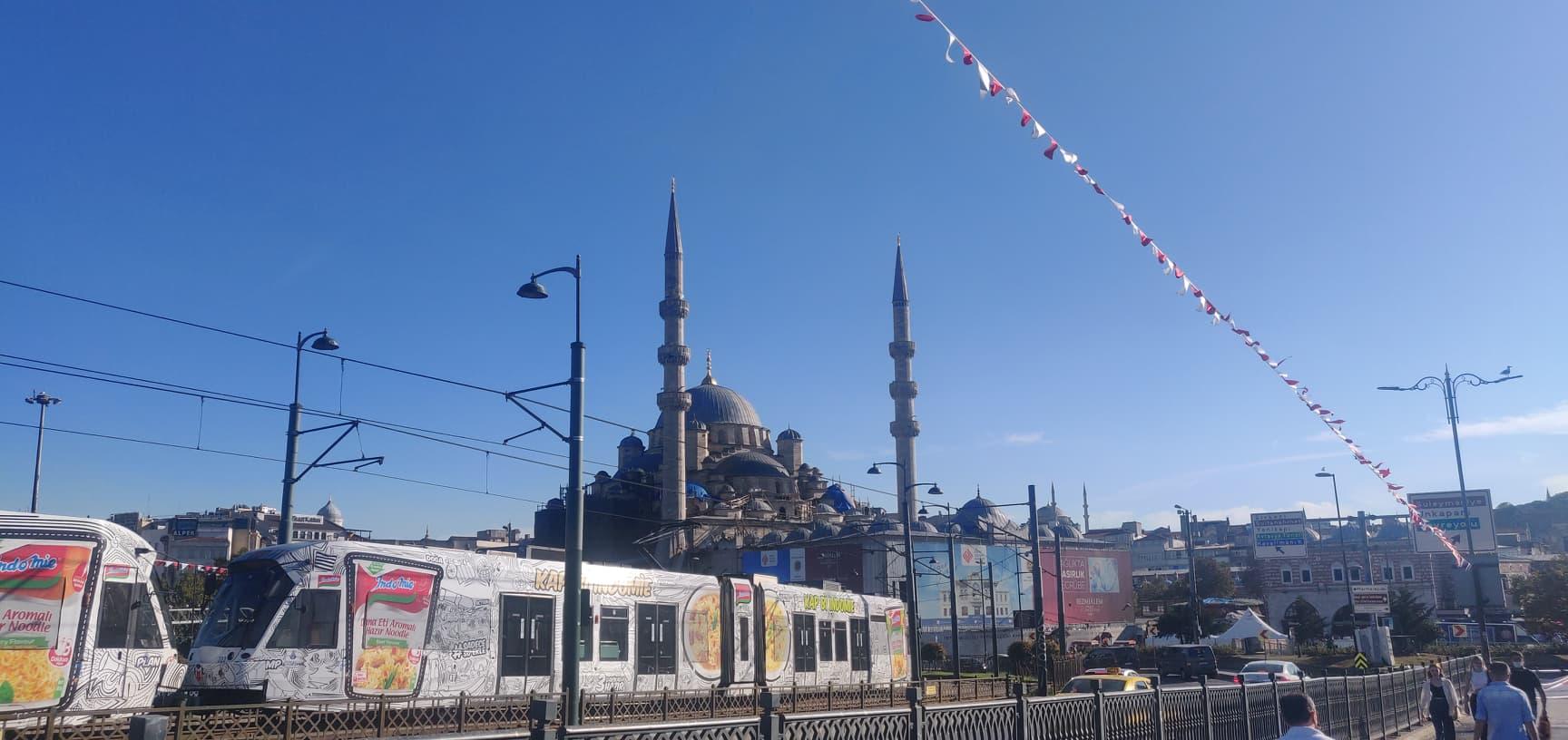 paysage istanbul
