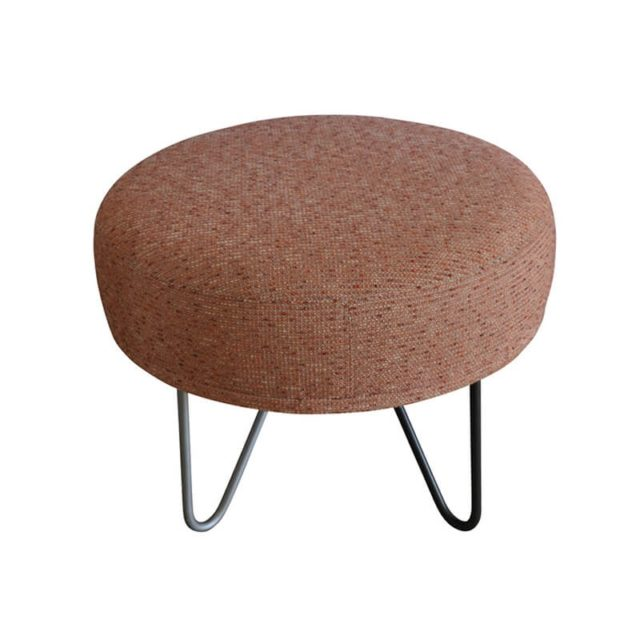salon 4 pieds made in France pouf deco