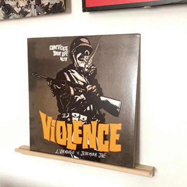 support mural pour vinyle