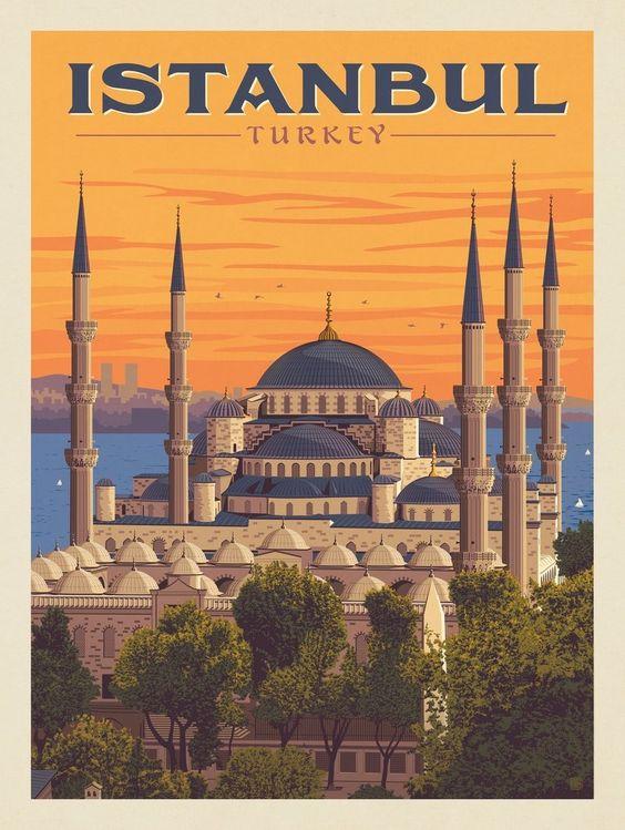 vie nomade decouverte istanbul