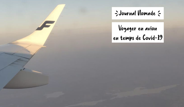 voyage avion covid experience