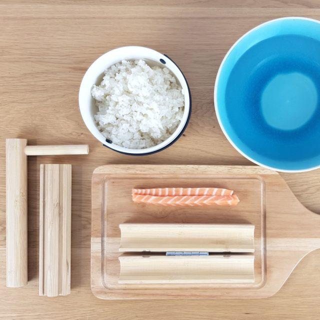 cadeau deco cuisine repas kit à sushi