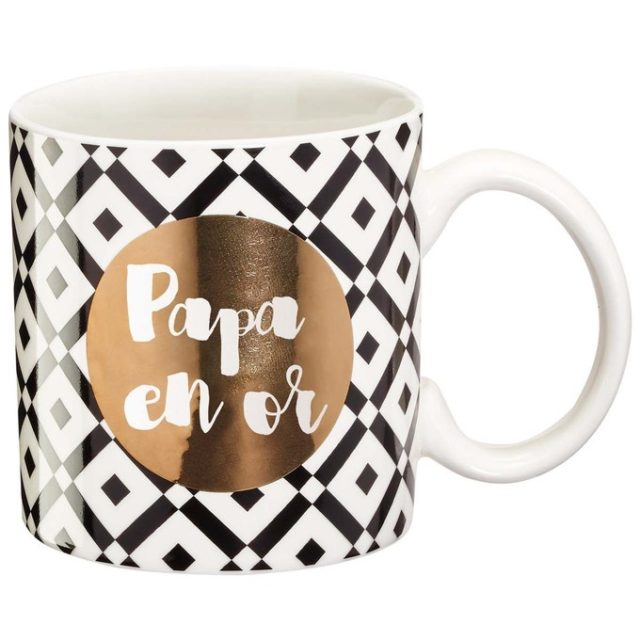 cadeau deco famille noel mug papa pas cher