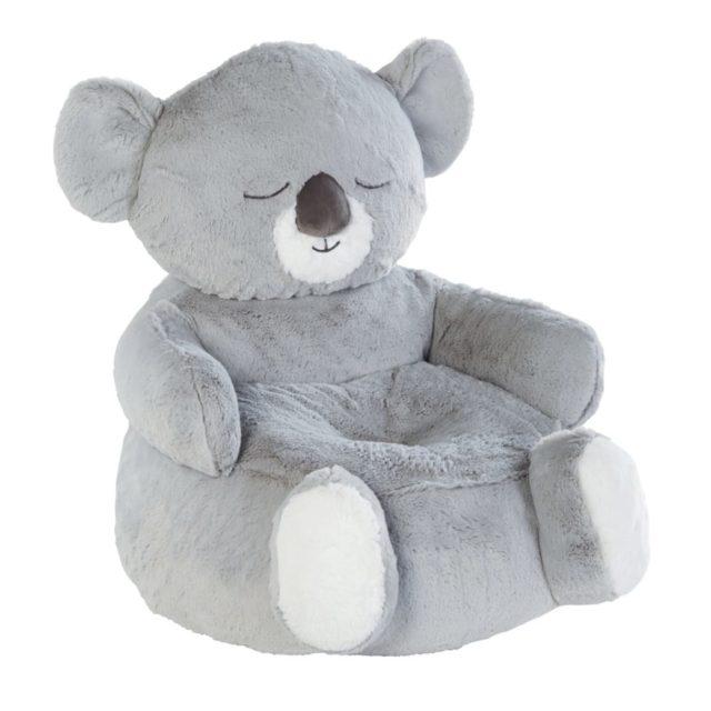 cadeau noel enfant decoration maisons du monde fauteuil koala