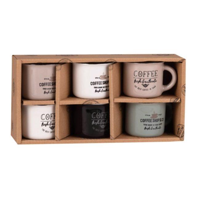cadeau noel pas cher cafe coffret mug deco tendance