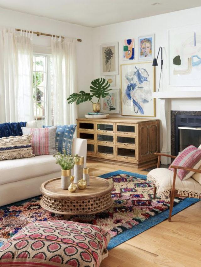 comment choisir voilage salon lumineux salon moderne et coloré