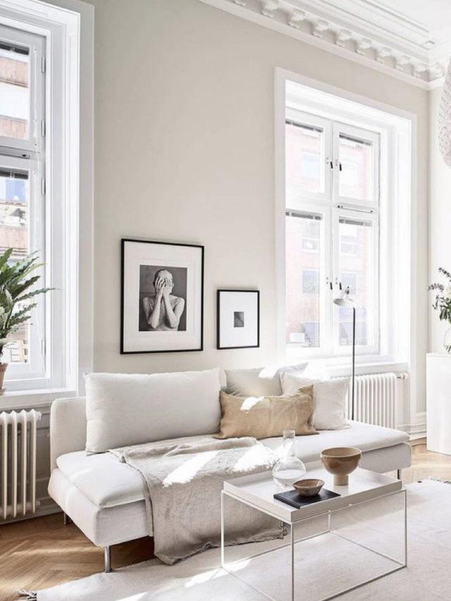 couleur deco blanc tendance salon moderne