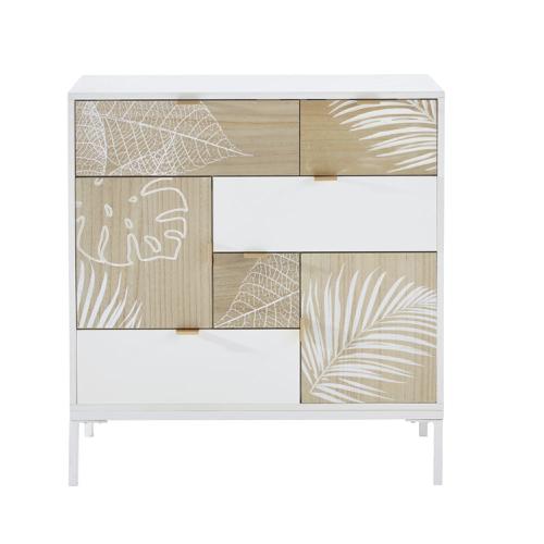 deco chambre blanc shopping commode tendance urban jungle