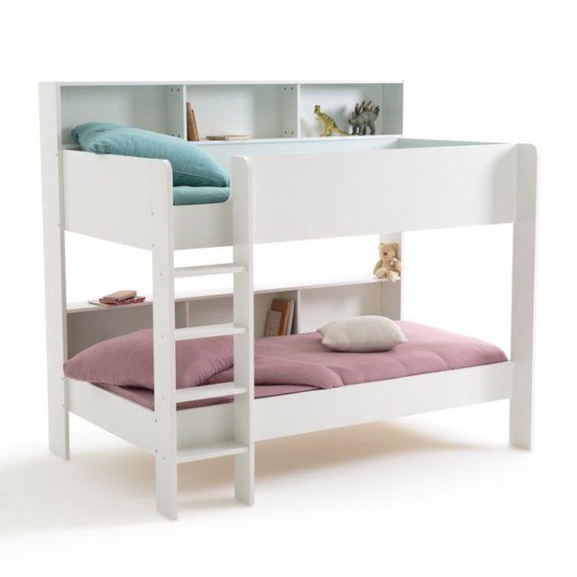 deco chambre enfant ecoresponsable lit superposés