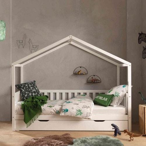 deco chambre enfant ecoresponsable lit cabane