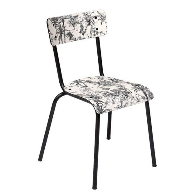 deco salon ecoresponsable la redoute chaise formica made in France