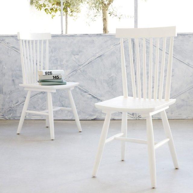 deco salon ecoresponsable la redoute chaise scandinave