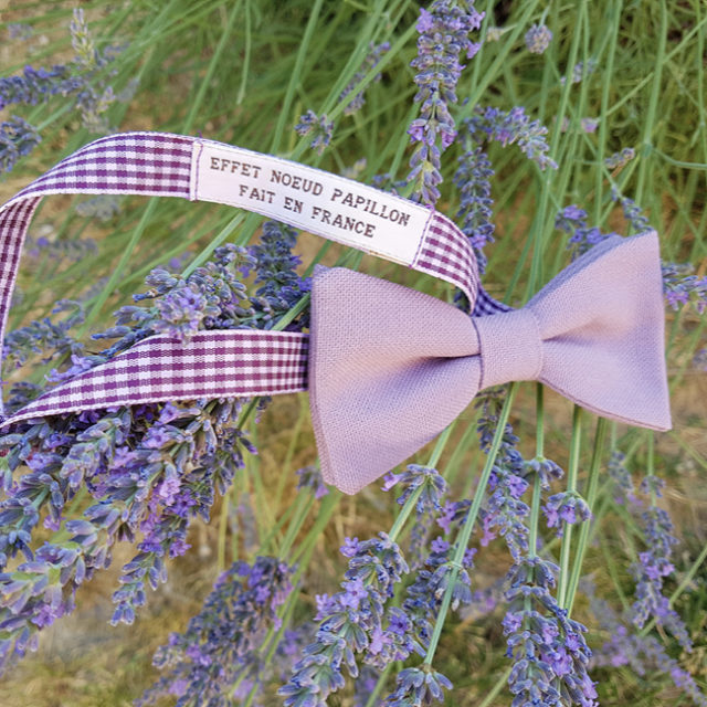 noeud papillon made in france mariage boheme