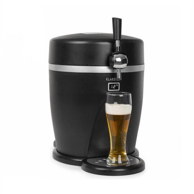 fan apero cadeau noel deco pompe à bière maison