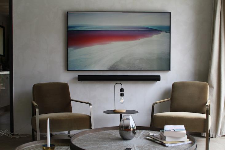 innovation deco design lampe alba decoration salon luminaire en levitation