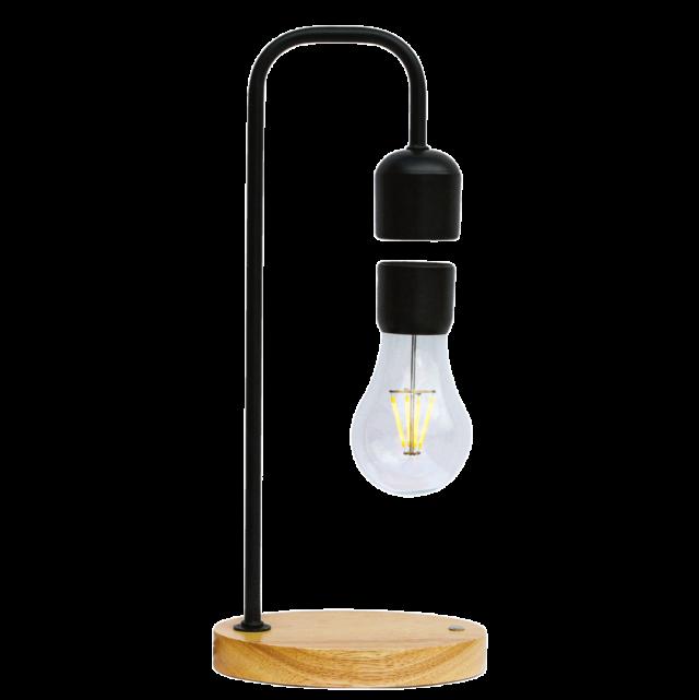lampe alba ampoule en levitation innovation decoration design