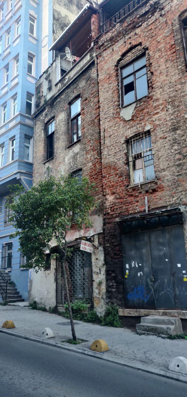 maison mauvais etant istanbul urbanisme
