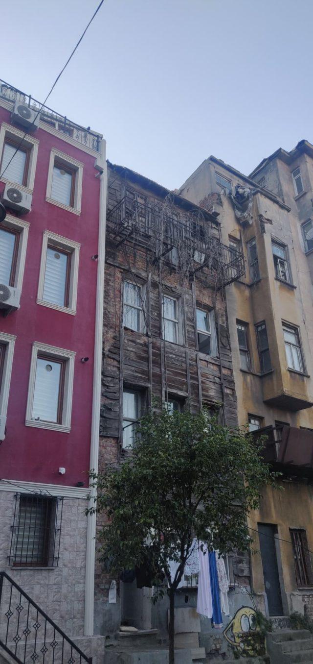 maison mauvais etat istanbul