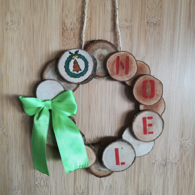 decoration fait main noel made in france