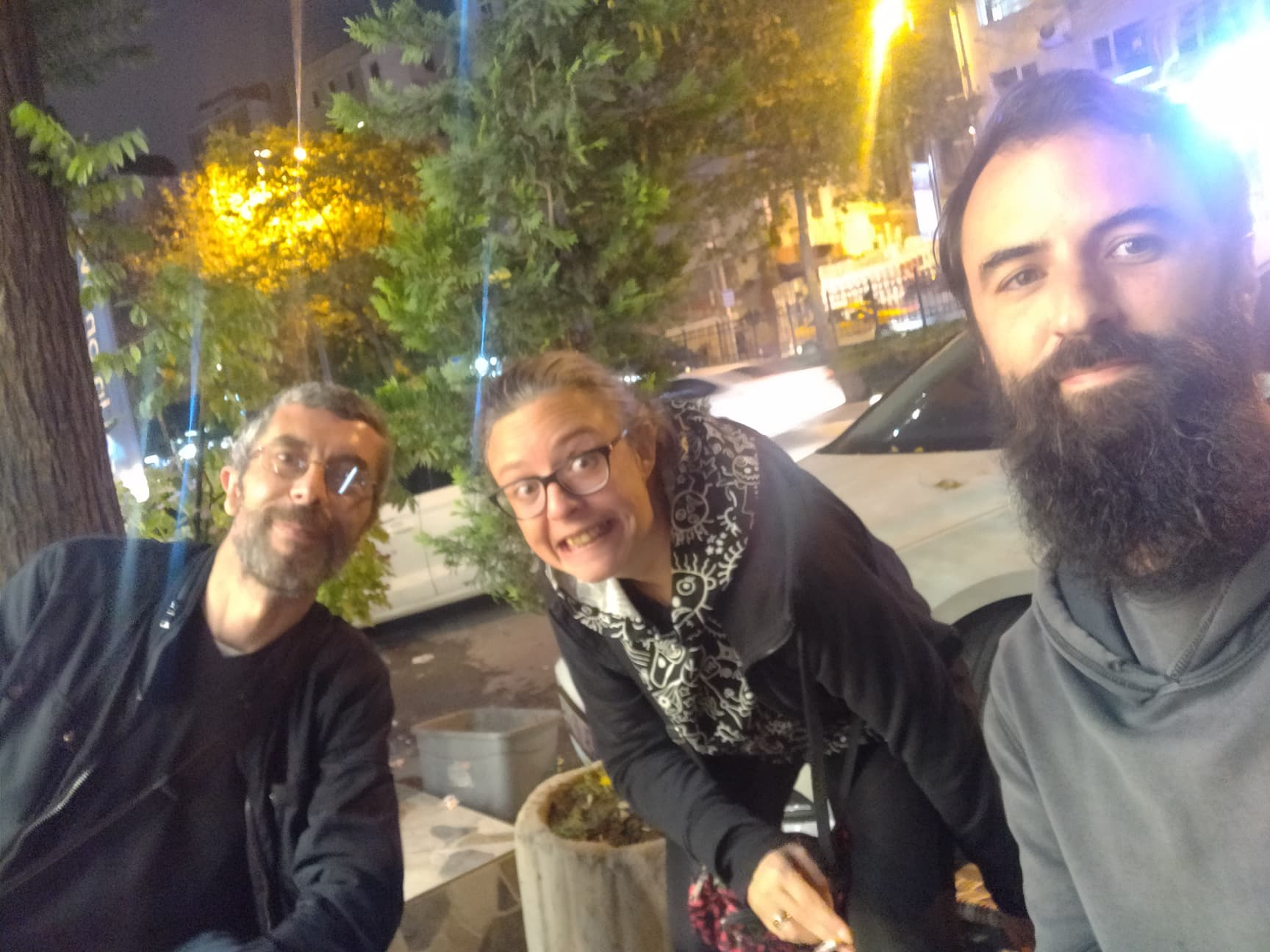 nomade retrouvailles istanbul voyage