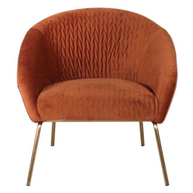 offrir mobilier deco noel chaise velours rétro