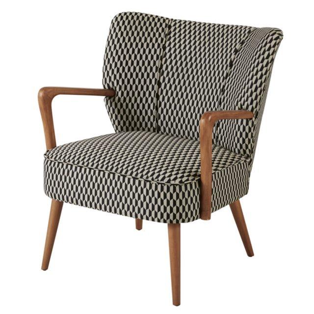 offrir modilier deco noel fauteuil vintage