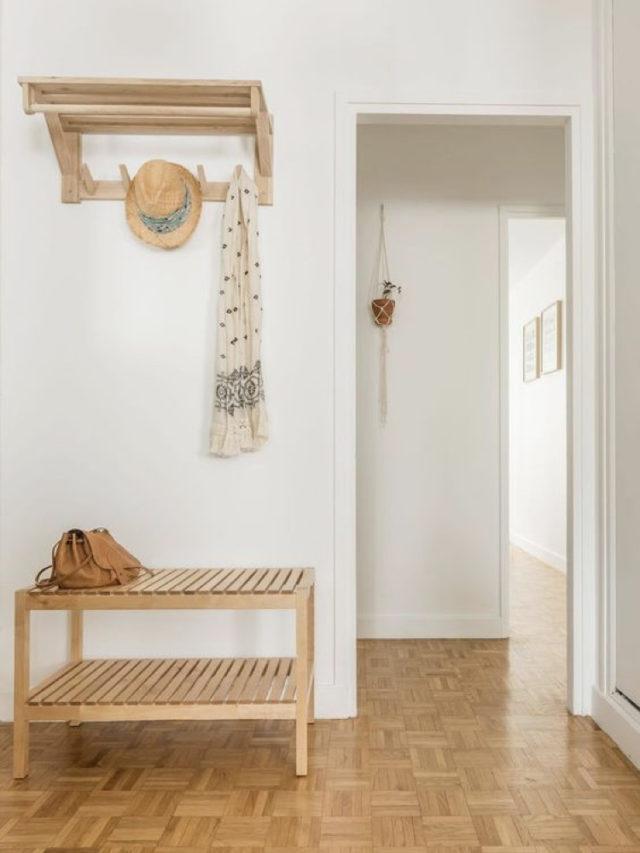 optimiser lumiere entree exemple blanc bois