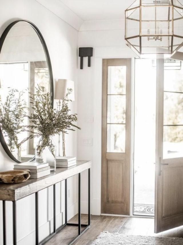 optimiser lumiere entree porte vitrée bois