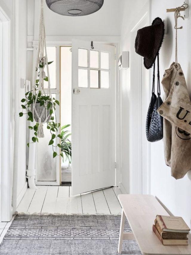 optimiser lumiere entree porte decoration