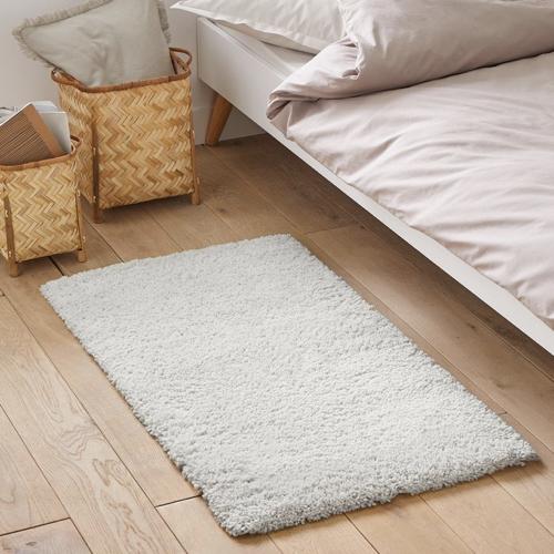 ou trouver deco blanche chambre descente de lit simple pas cher