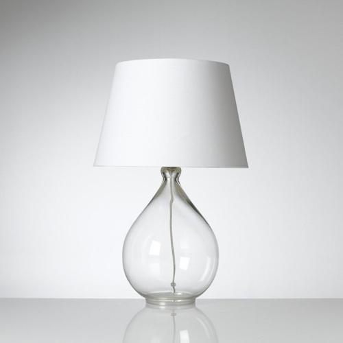 ou trouver deco blanche chambre lampe verre tendance