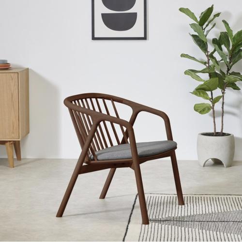 ou trouver fauteuil vintage de table