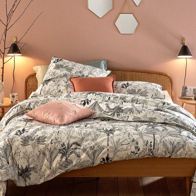 promo noel la redoute deco maison linge de lit