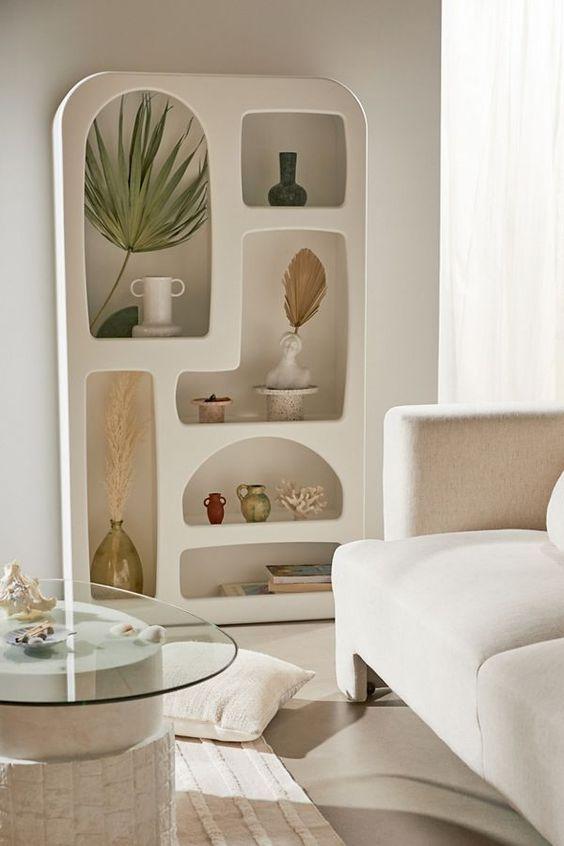 salon blanc style riviera exemple detail deco