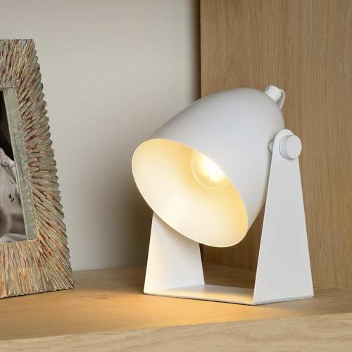 shopping deco chambre blanc lampe moderne
