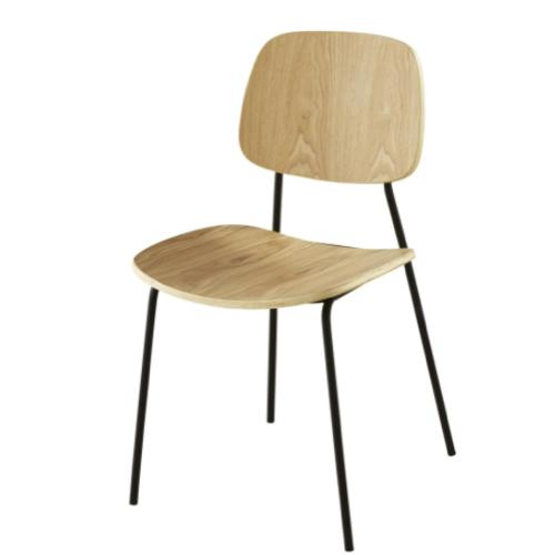 accessoire deco pas cher salle a manger chaise style école