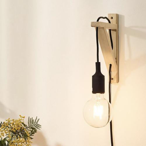 chambre cosy lampe chevet baladeuse applique murale