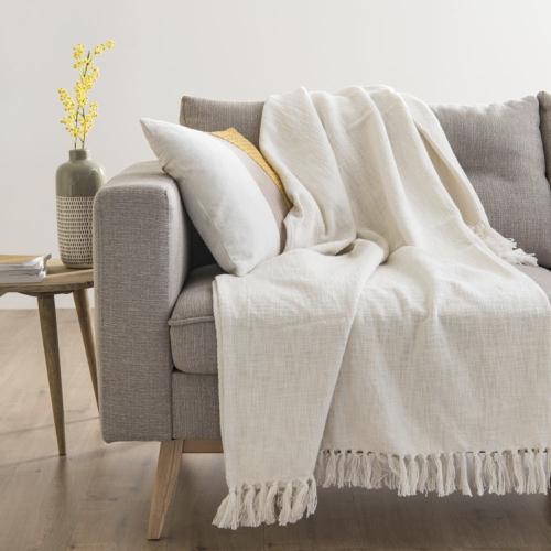 chambre cosy plaid en laine pas cher
